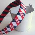 Striped Woven Headband