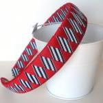 Striped Patriotic Headband..